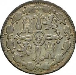 Монета > 8мараведи, 1788-1808 - Испания  - reverse