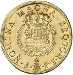 Moneta > 8escudo, 1747-1748 - Hiszpania  - reverse