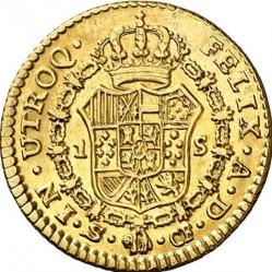 Moneta > 1escudo, 1772-1785 - Hiszpania  - reverse