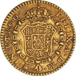 Moneta > 1escudo, 1784-1788 - Hiszpania  - reverse