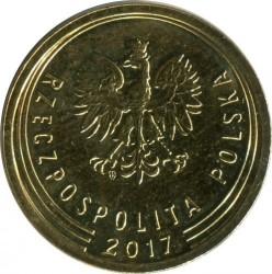 Coin > 2grosze, 2017-2019 - Poland  - obverse