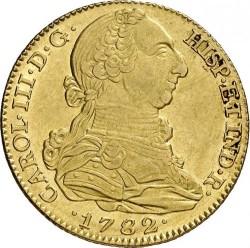 Moneta > 4eskudo, 1772-1785 - Hiszpania  - obverse