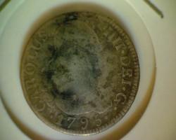 Moneta > 2reale, 1788-1808 - Hiszpania  - obverse