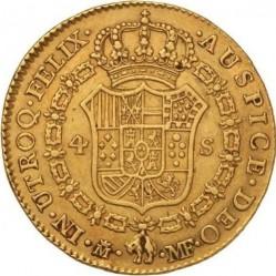 Moneta > 4eskudo, 1788-1808 - Hiszpania  - reverse