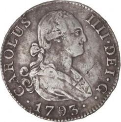 Moneta > 2reals, 1788-1808 - Spagna  - obverse