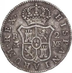 Moneta > 2reals, 1788-1808 - Spagna  - reverse