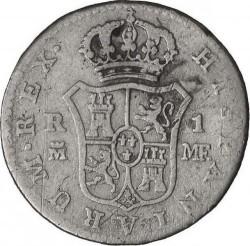 Moneta > 1real, 1788-1808 - Hiszpania  - reverse