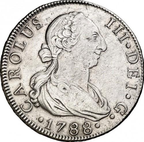 8 Reales 1772 1788 Spanien Münzen Wert Ucoinnet