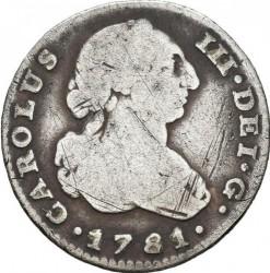 Moneta > 1real, 1772-1788 - Hiszpania  - obverse