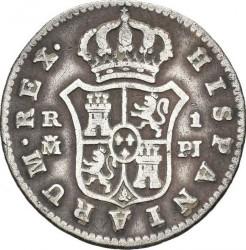 Moneta > 1real, 1772-1788 - Hiszpania  - reverse