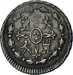 Кованица > 1maravedi, 1788-1802 - Шпанија  - reverse