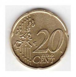 Münze > 20Eurocent, 2002-2006 - Luxemburg   - obverse