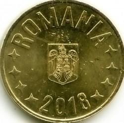 50 Bani 2018 Rumänien Münzen Wert Ucoinnet
