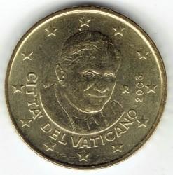 Münze > 50Eurocent, 2006-2007 - Vatikanstadt   - obverse
