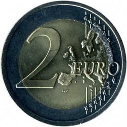 Moneta > 2euro, 2018 - Łotwa  (100 rocznica - Państwa Bałtyckie) - reverse