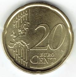 Münze > 20Eurocent, 2008-2013 - Vatikanstadt   - reverse
