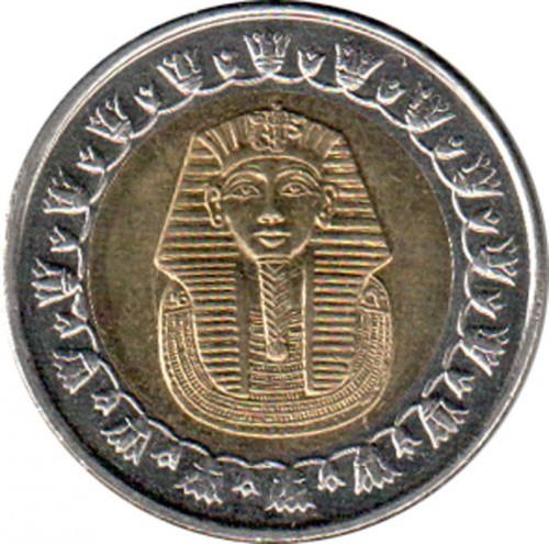 1 Pfund 2018 ägypten Münzen Wert Ucoinnet