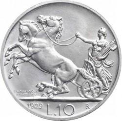 Moneta > 10lirų, 1926-1930 - Italija  - reverse