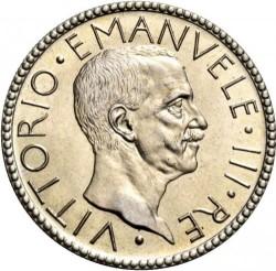 Монета > 20лири, 1927-1928 - Италия  - obverse