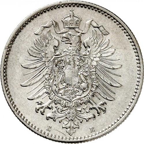 1 Mark 1883 Deutschland Münzen Wert Ucoinnet