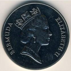 Moneta > 1dolar, 1996 - Bermudy  (Międzynarodowe Igrzyska Seniorów ) - obverse