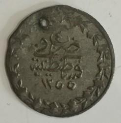Moneta > 20para, 1839 - Imperium Osmańskie  (Srebro /kolor szary/) - reverse