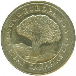 سکه > 1ECU, 1994 - اسپانیا  (Europa - Canary Islands) - reverse