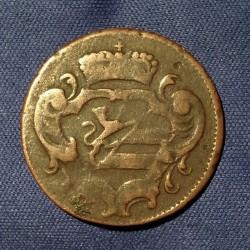 Монета > 1сольдо, 1792-1801 - Горица и Градишка  - obverse