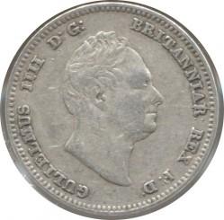 Moneta > ¼guldena, 1832-1835 - Demerara i Essequibo   - obverse