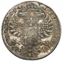 Монета > 1талер, 1765-1777 - Австрія  - reverse