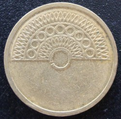 Minca > 1000pesos, 1996-1998 - Kolumbia  - reverse