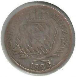 Monedă > 6сreițari, 1806-1825 - Bavaria  - reverse