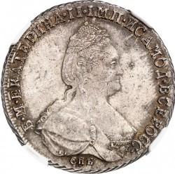 Moneda > 1poltina, 1785-1796 - Rusia  - obverse