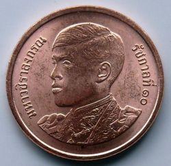 מטבע > 25סאטאנג, 2018 - תאילנד  - obverse