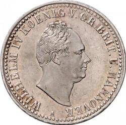 Moneta > 1thaler, 1835-1837 - Hanower  - obverse