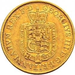 Moneta > 5talarów, 1813-1815 - Hanower  - obverse