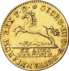 Moneta > 5taleriai, 1814-1815 - Hanoveris  - obverse