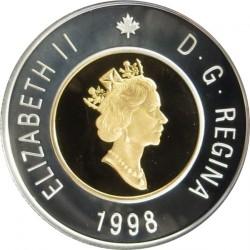 Монета > 2долара, 1998-2001 - Канада  - obverse