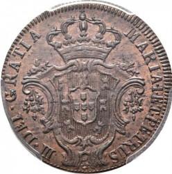 Монета > 3рейса, 1777 - Португалия  - obverse