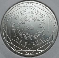 Moneda > 5euros, 2008 - Francia  (Sembradora) - obverse