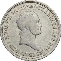 Coin > 2zlote, 1826-1830 - Poland  - obverse