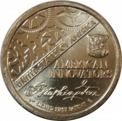 Монета > 1доллар, 2018 - США  (Американские инновации) - reverse