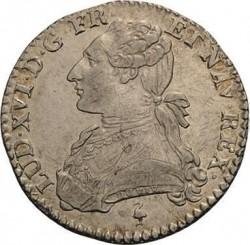 سکه > 12سول, 1775-1790 - فرانسه  - obverse