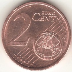 Монета > 2евроцента, 2018 - Германия  - reverse