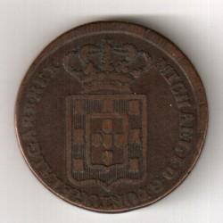 Монета > 40рейса, 1830-1833 - Португалия  - obverse