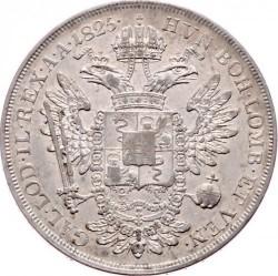 Монета > ½скудо, 1822-1835 - Ломбардо-Венеційське  - reverse