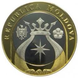 Монета > 5лей, 2018 - Молдавия  - obverse