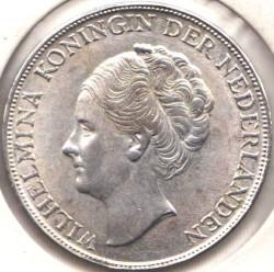 Moneta > 1fiorino, 1943 - Indie Olandesi Orientali  - obverse