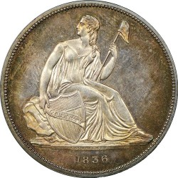 Münze > 1Dollar, 1836 - USA  - obverse