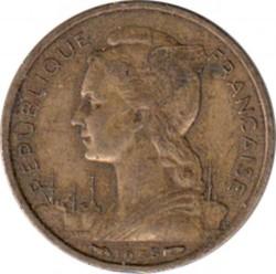 سکه > 10فرانک, 1955-1964 - ریونیون  - obverse